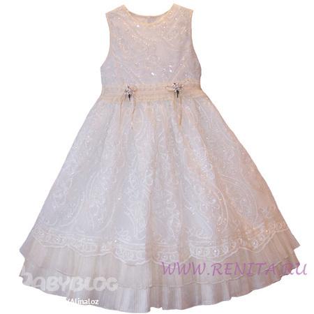 Платья для детей до года с доставкой