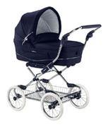 Vittoria — элегантная и функциональная коляска для новорожденных