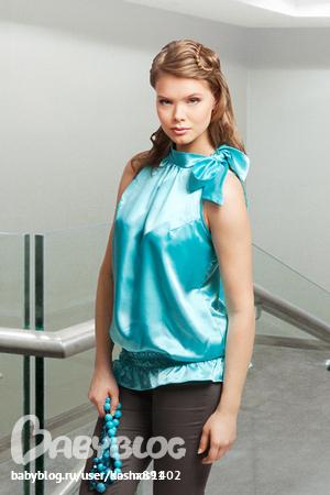 Красивые Блузки Фото 2012