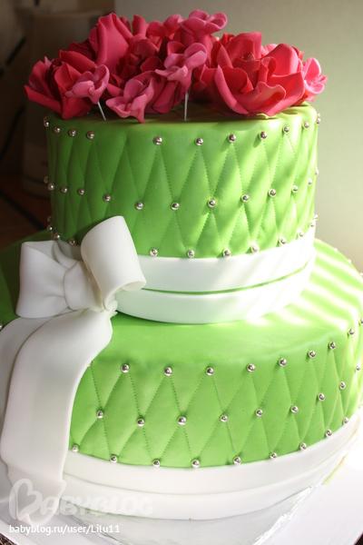 Варианты тортов на 60-летия фото