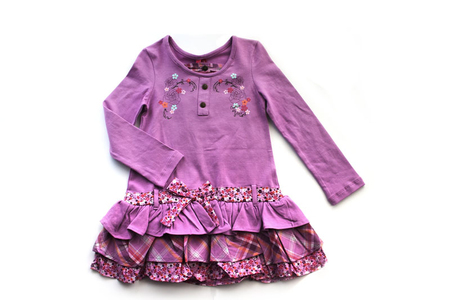641*E60E Платье трикотажное с вышивкой Caprice de Star.
