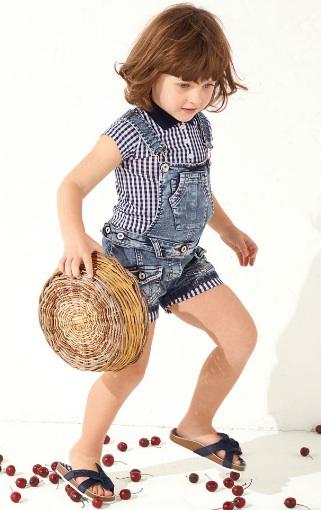 Одежда для детей лето 2011.