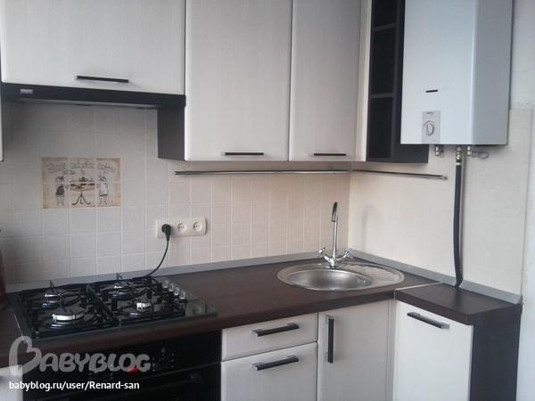 Кухня 6м2 дизайн хрущевка