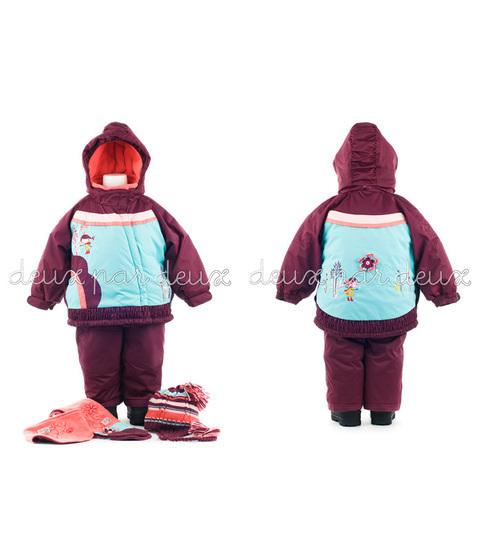 Канадская Одежда Для Детей Deux Par Deux