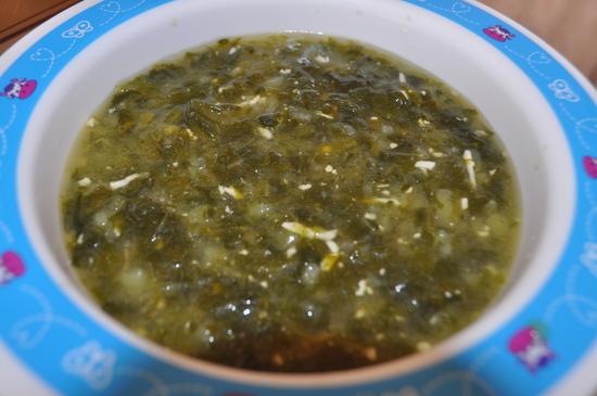 Суп со шпинатом и яйцом рецепт с пошагово 48
