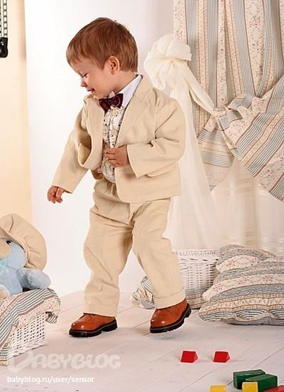 Одежда Для Маленьких Мальчиков