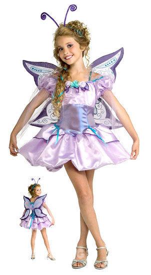 Новогодний костюм для бабочки