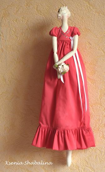 Шитья Платья Кукле