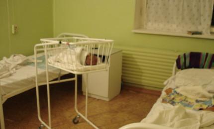 Палата, в которой мы лежали с малышом